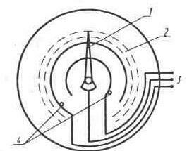 электрическая схема реле давления воды